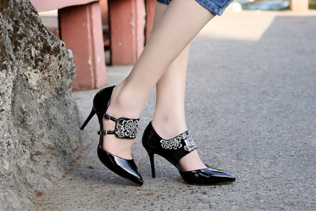 مدل کفش زنانه Qing Lotus 3