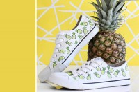 کفش های آناناسی