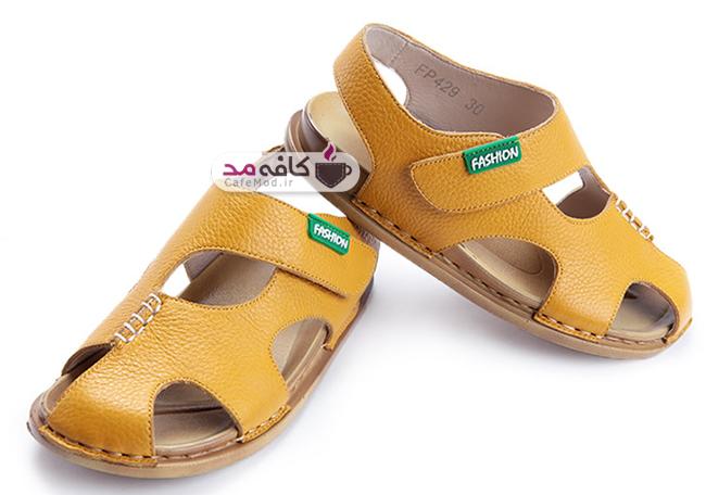 مدل کفش تابستانه پسرانه