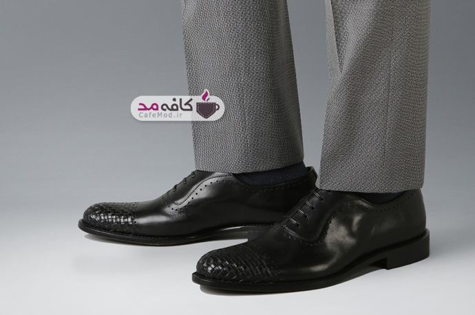 مدل کفش مردانه ByCreations