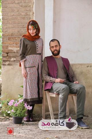 مدل لباس مردانه برند انارگل