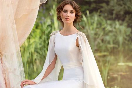 مدل لباس عروس Papilio 11