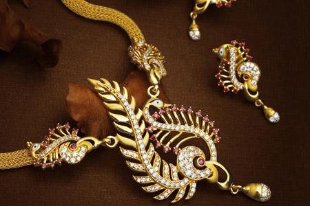 مدل جواهرات RKR Gold 10