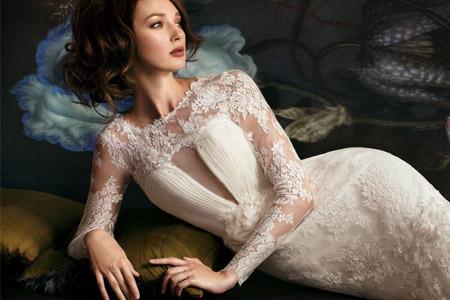 مدل لباس عروس Alena Goretskaya 10