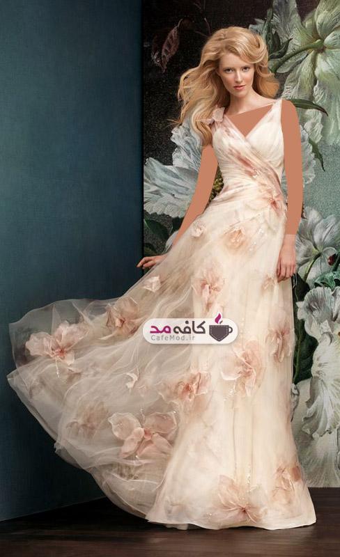 جدیدترین مدل لباس عروس