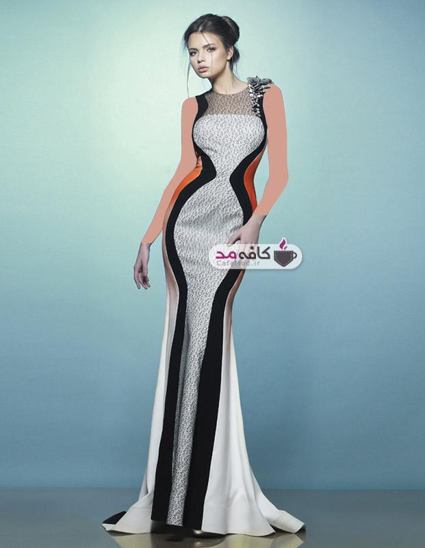 مدل لباس مجلسی شیک