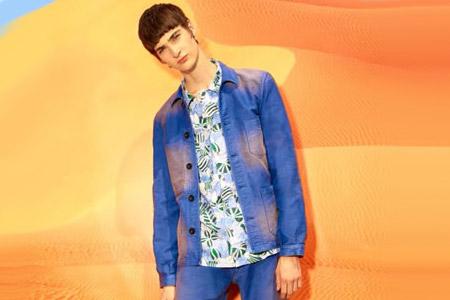 مدل لباس مردانه Maison Kitsuné