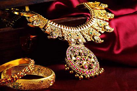 مدل طلا و جواهر Kalyan 13