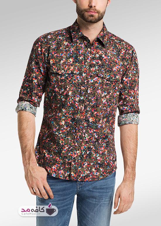 مدل پیراهن مردانه BOSS