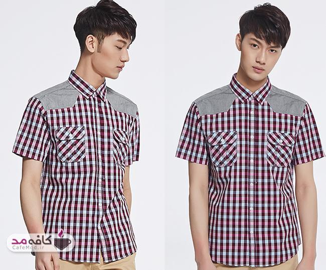 مدل پیراهن مردانه Semir