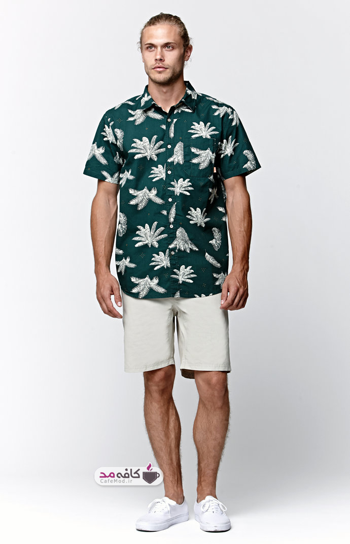 مدل پیراهن مردانه Pacsun