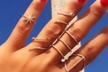 مدل انگشتر برند فرانسوی Djula