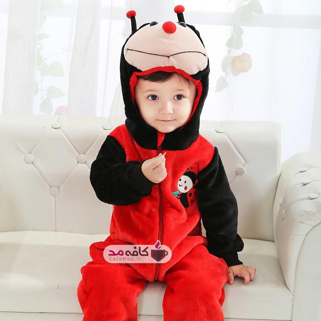 مدل لباس حیوانات بچه گانه