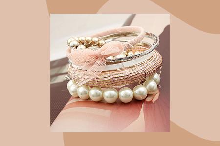 مدل های دستبند دست ساز 9