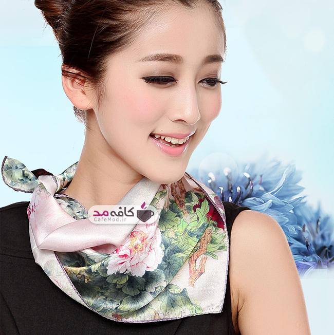 مدل دستمال گردن زنانه