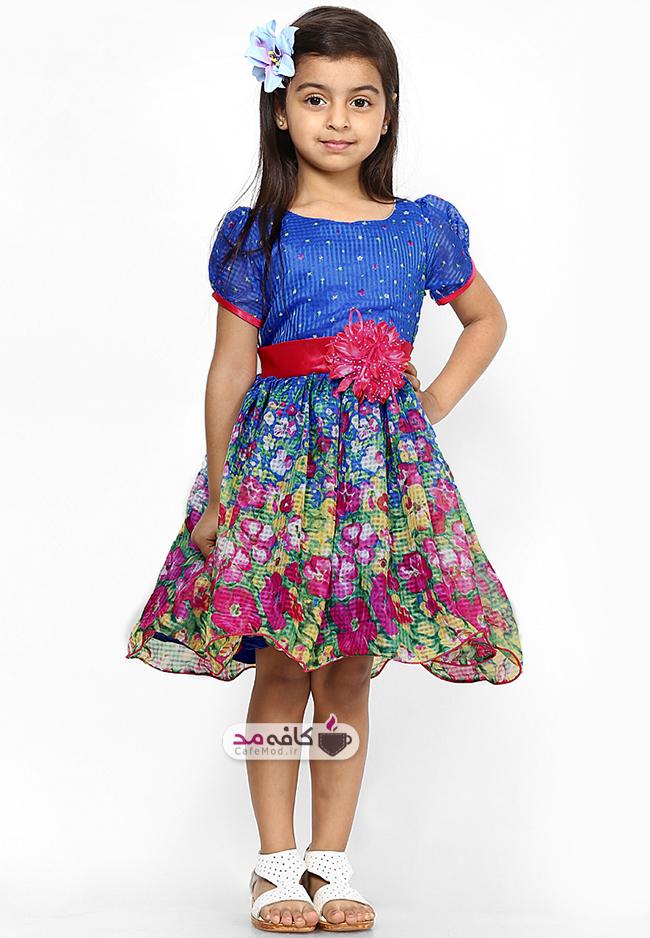 مدل لباس مهمانی دخترانه
