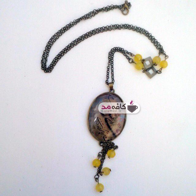 مدل گردنبندهای دست ساز ایرانی