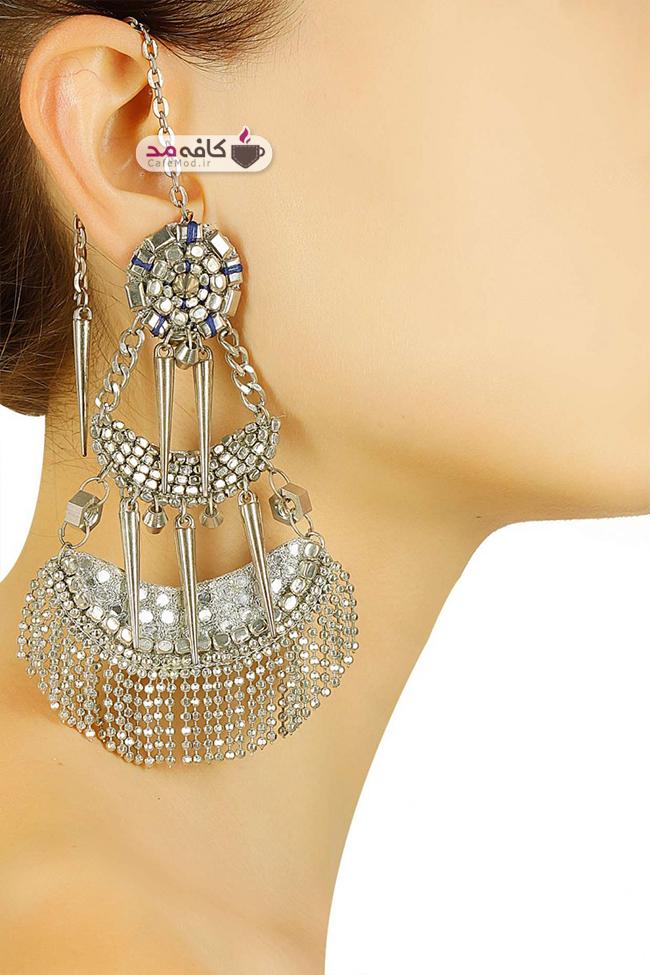 مدل گوشواره از برندهای هندی