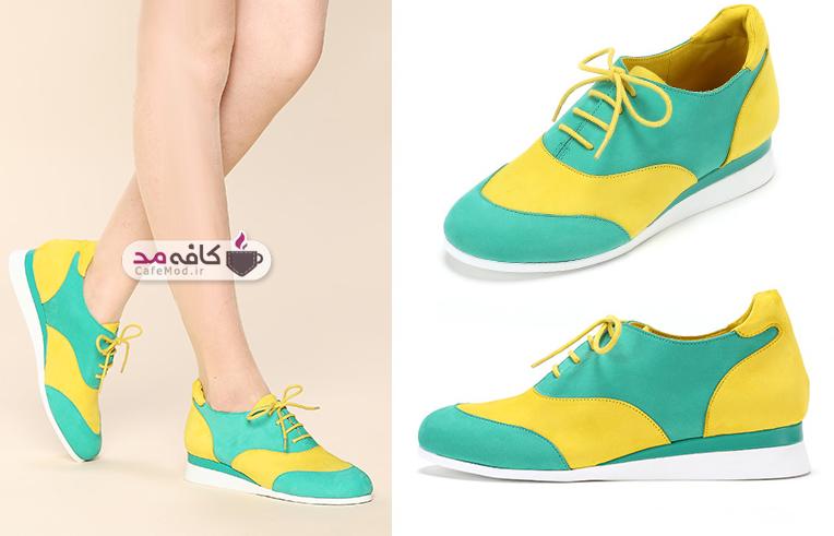 مدل کفش اسپورت زنانه