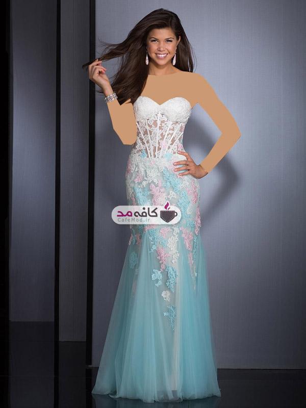 مدل لباس زنانه Clarisse