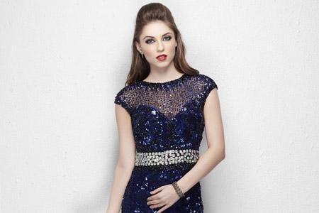 مدل لباس مجلسی 13