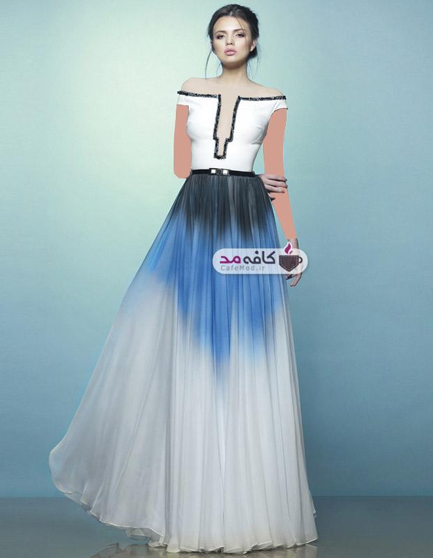مدل لباس مجلسی زنانه جدید