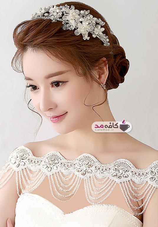 مدل تاج سر عروس