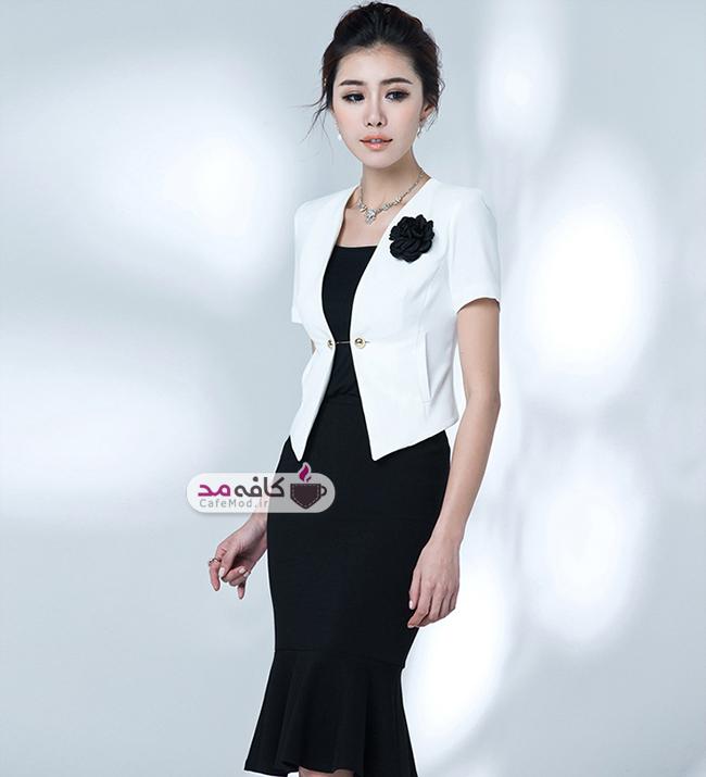 مدل کت و دامن زنانه