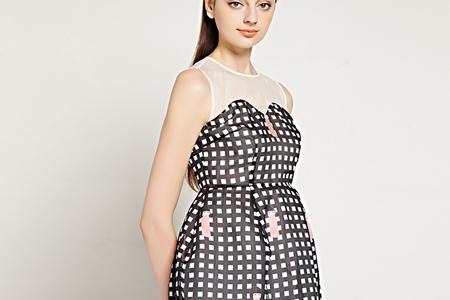 مدل لباس کوتاه مجلسی 2