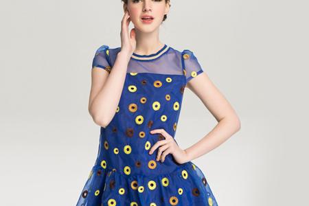 مدل لباس مجلسی کوتاه زنانه 13