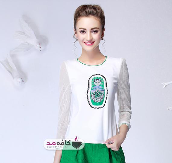 مدل لباس زنانه Ounixue