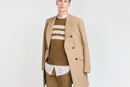 مدل لباس پاییزه مردانه ZARA 2