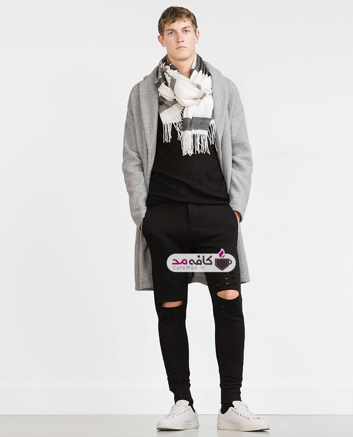 مدل لباس پاییزه مردانه ZARA