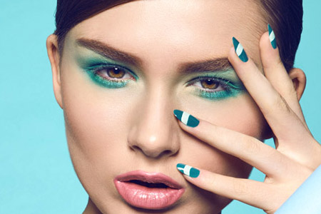 مدل های آرایشی ۲۰۱۵ 11