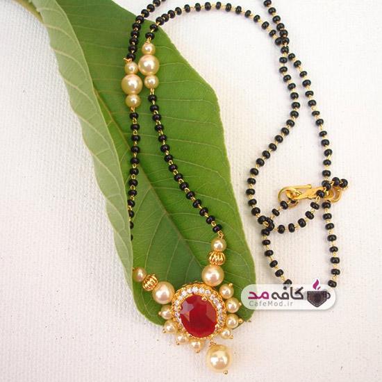 مدل طلا و جواهرات هندی