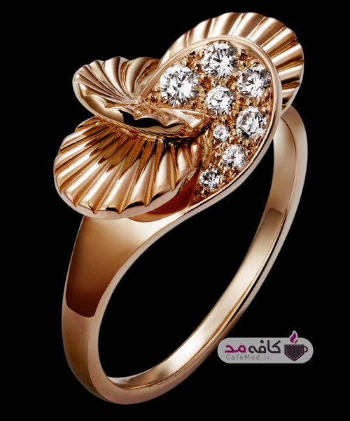 مدل جواهرات Cartier