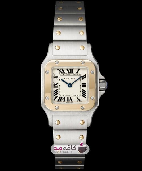 مدل ساعت و جواهرات Cartier
