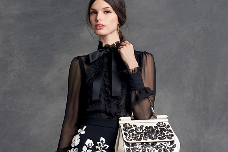 مدل لباس زنانه Dolce & Gabbana 5