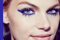آرایش چشم با خط چشم ماژیکی