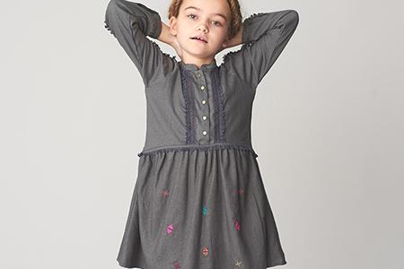 مدل لباس دخترانه پاییزه  10