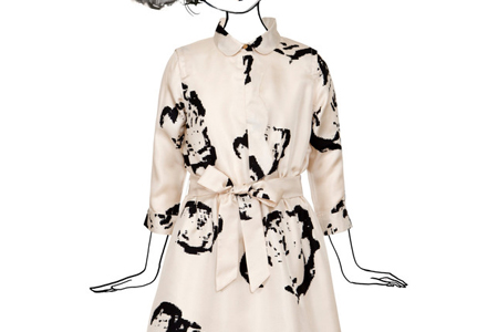 مدل لباس دخترانه مجلسی 8
