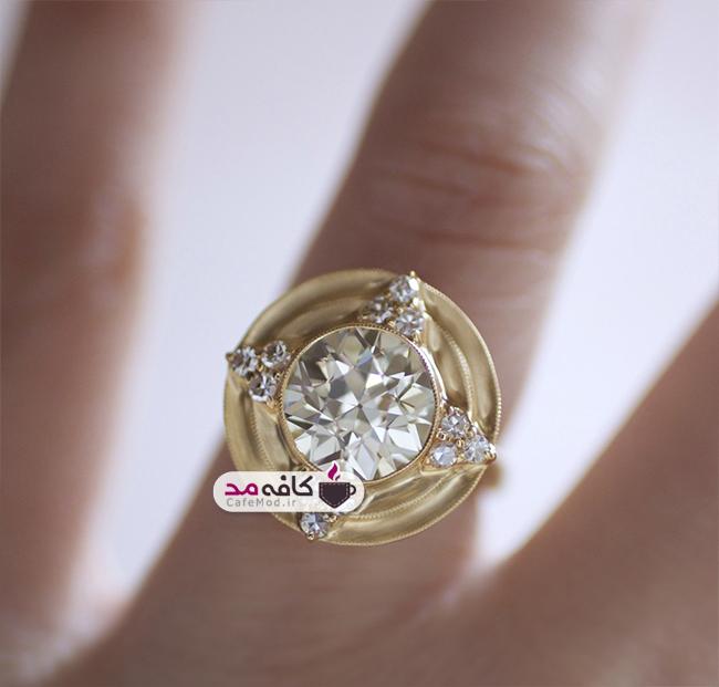 مدل حلقه عروس
