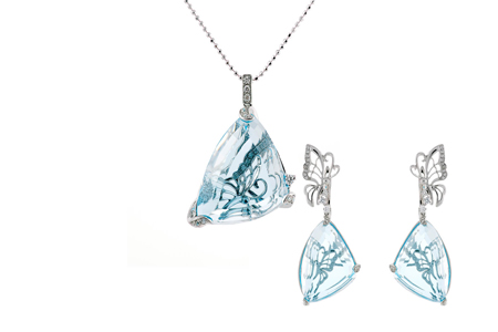 ست جواهرات jewellerygarden