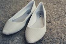 آموزش تغییر ظاهر کفش ساده