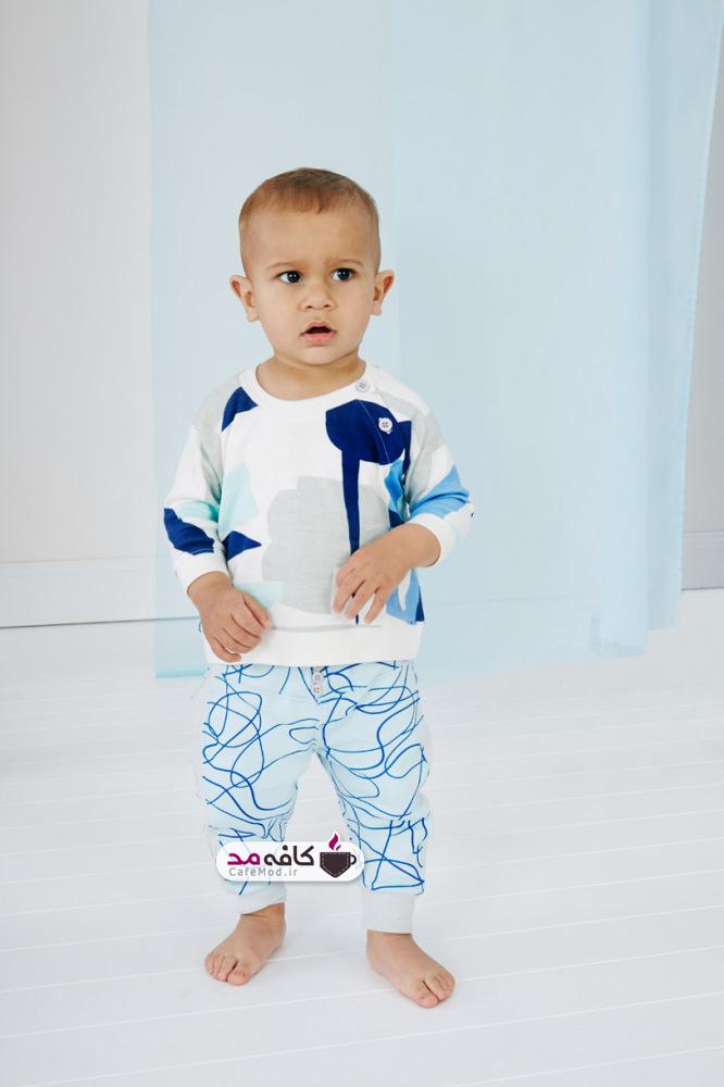 مدل لباس کودک برند baobab