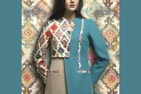 مدل مانتو ایرانی آناثانی 10