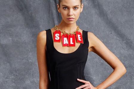 مدل لباس زنانه moschino 10