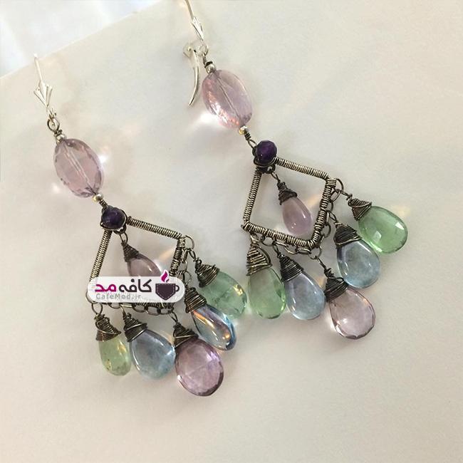 مدل گوشواره doolittlejewelry