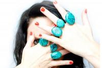 آموزش ساخت انگشتر با سنگ