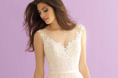 مدل لباس عروس Allure 10